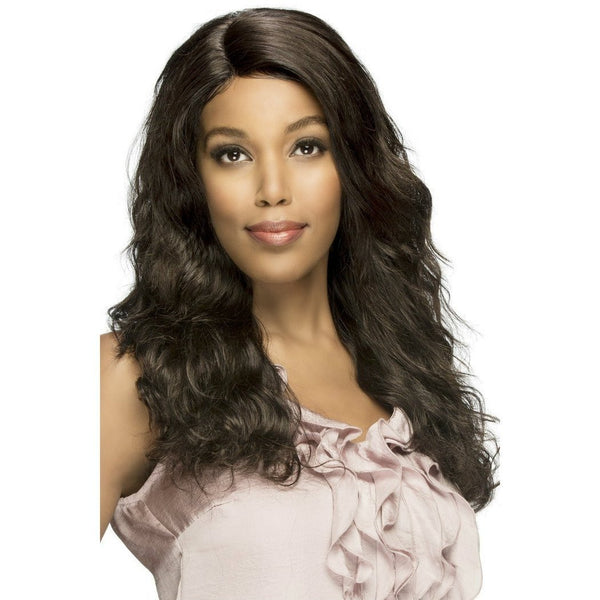 Vivica A. Fox Brazilian Virgin Remi Swiss Lace Front Wig – Margeret