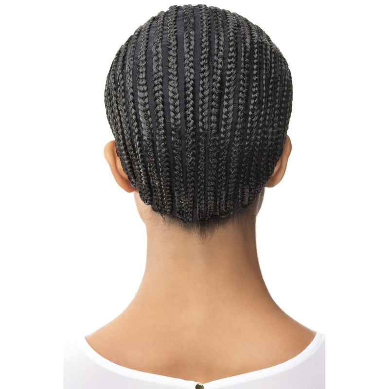 Vivica A. Fox Silicone Base Cornrow Express Cap – Straight Back