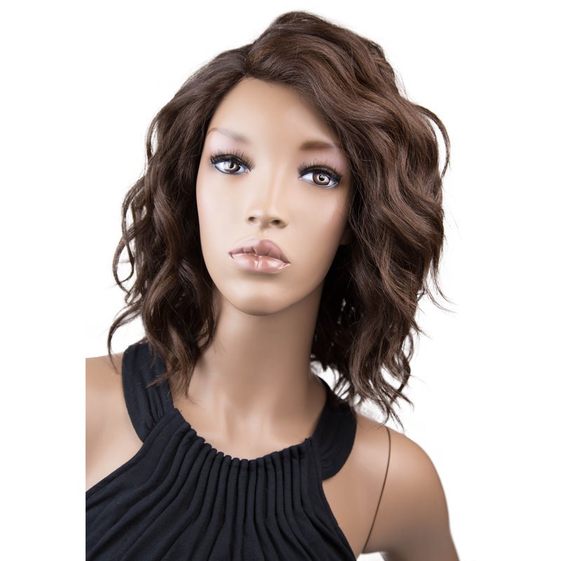 Vivica A. Fox Swiss Synthetic Lace Front Wig – Finn