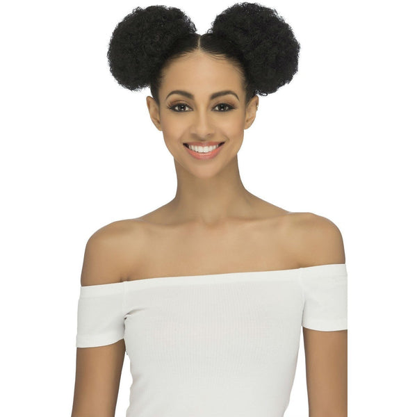 Vivica A. Fox Pocketbun Synthetic Drawstring Ponytail – PB-Donna