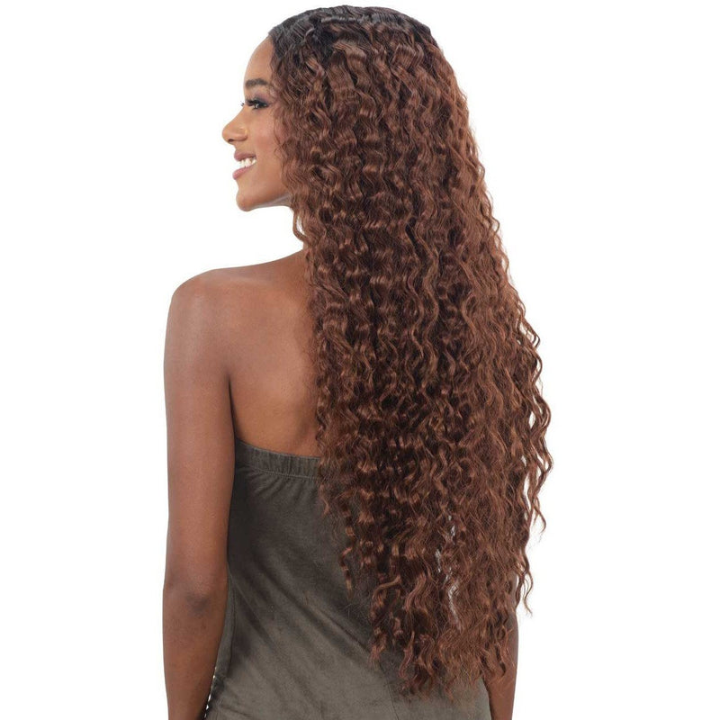 FreeTress Equal Synthetic Level Up HD Lace Front Wig - Cheri