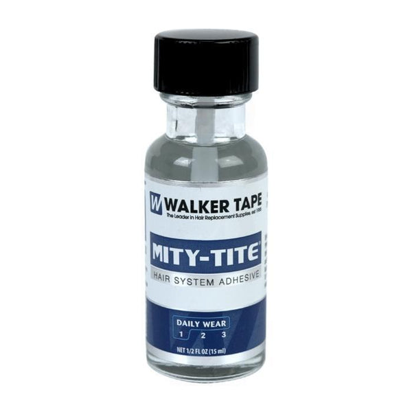 Walker Mity Tite Brush On Adhesive 0.5 OZ