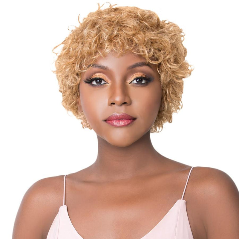 It's A Cap Weave! Human Hair Wig – HH Baba
