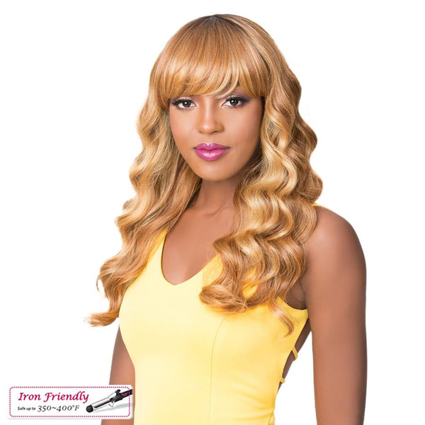 It's A Wig! Synthetic Quality 2020 Wig - Q Mory
