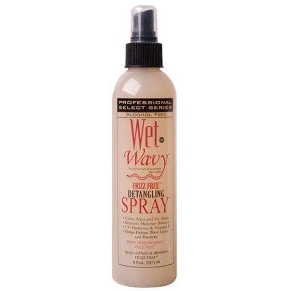 Wet N Wavy Tangle Free Detangling Spray 12 OZ