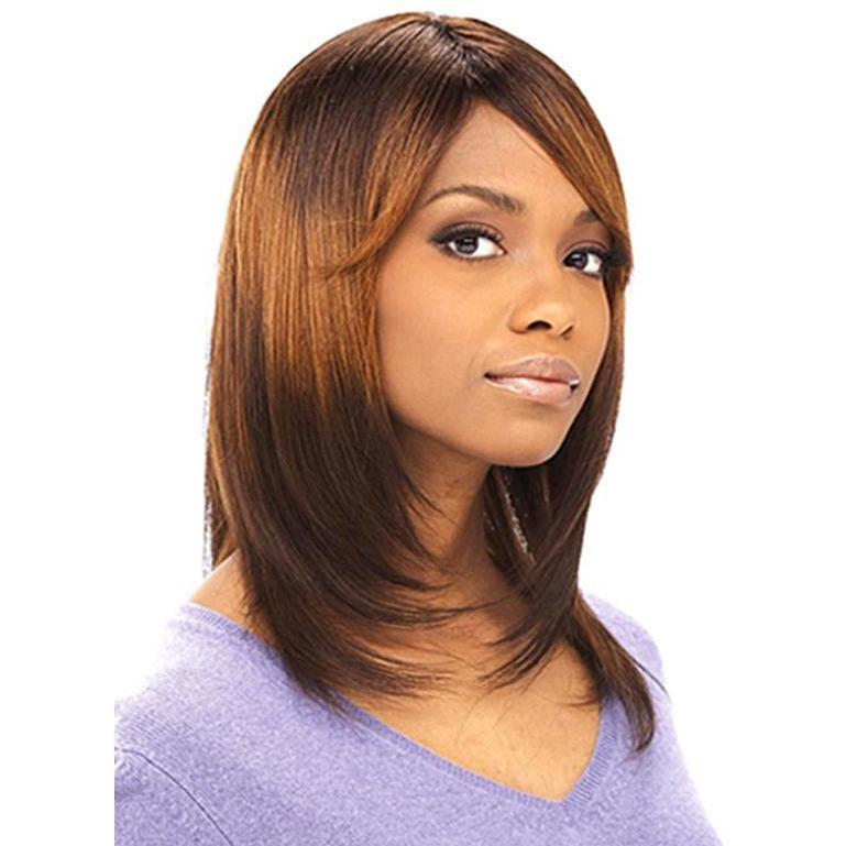 It's A Cap Weave! Human Hair Wig – HH Yaki 1012