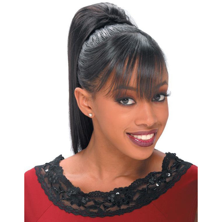 FreeTress Equal Ponytail – Yaky Straight 12""