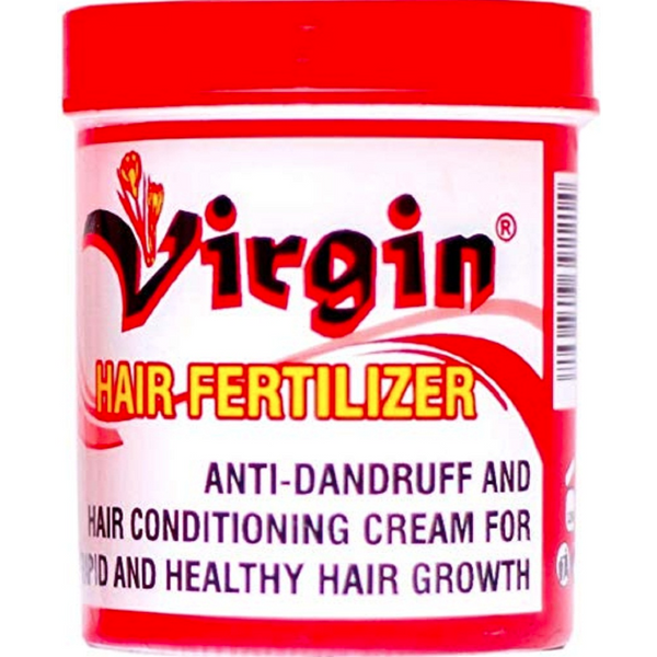 Virgin Hair Fertilizer Anti Dandruff and Hair Conditioning Cream 7.5 OZ