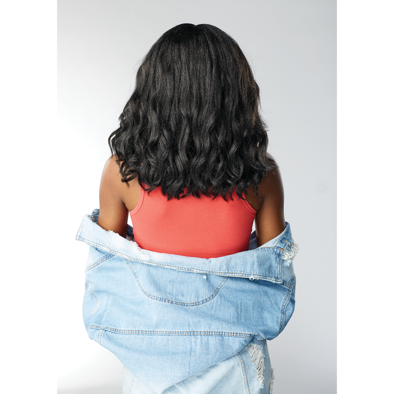 Sensationnel Empress Curls Kinks & Co. Lace Front Edge Wig – Born Stunna