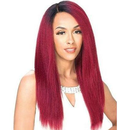 Zury Sis Royal Swiss Synthetic Lace Front Wig – Chia