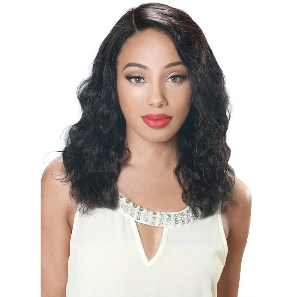 Zury Sis Human Hair 100% Brazilian Virgin Lace Front Wig – Eve