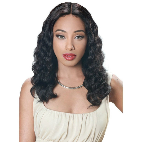 Zury Sis Human Hair 100% Brazilian Virgin Lace Front Wig – Thanks