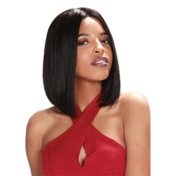 Zury Sis 100% Human Hair Royal Swiss Lace Front Wig – Lena