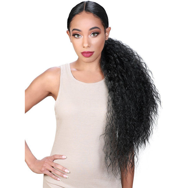 Zury Sis Beyond Ponytail Synthetic Lace Front Wig – Ilit