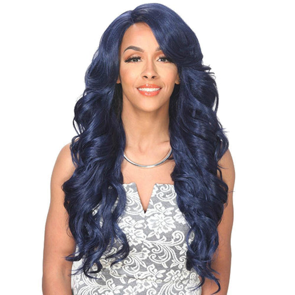 Zury Sis Invisible Top Part Synthetic Lace Wig – Ari 24""