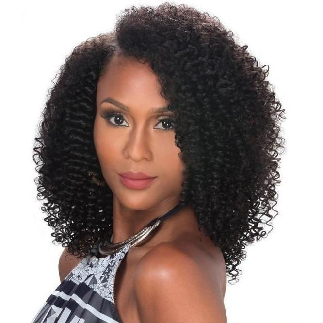 Zury Sis Naturali Star 100% Human Hair Clip-On 9 Weave – 3C Curly