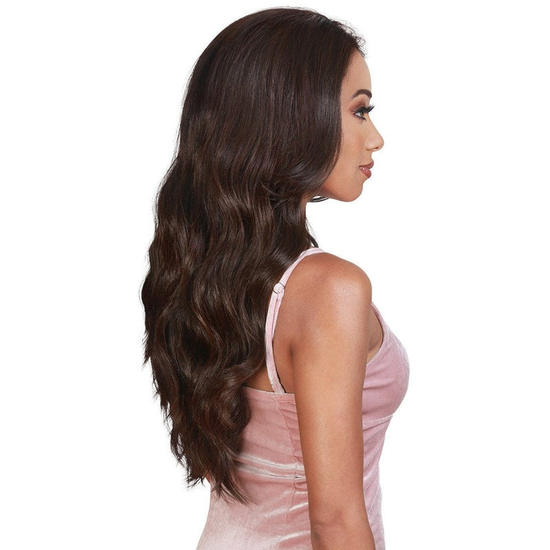 Zury Sis Prime Collection 360 Human Hair Blend Full Lace Front Wig – Satin