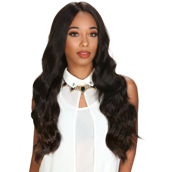 Zury Human Hair Blend Sis Prime Collection 360 Swiss Lace Front Wig – Nia