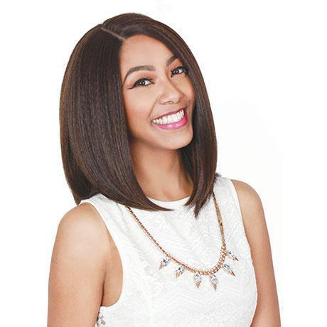 Zury Sis Royal Swiss Synthetic Lace Front Wig – Chia 14""