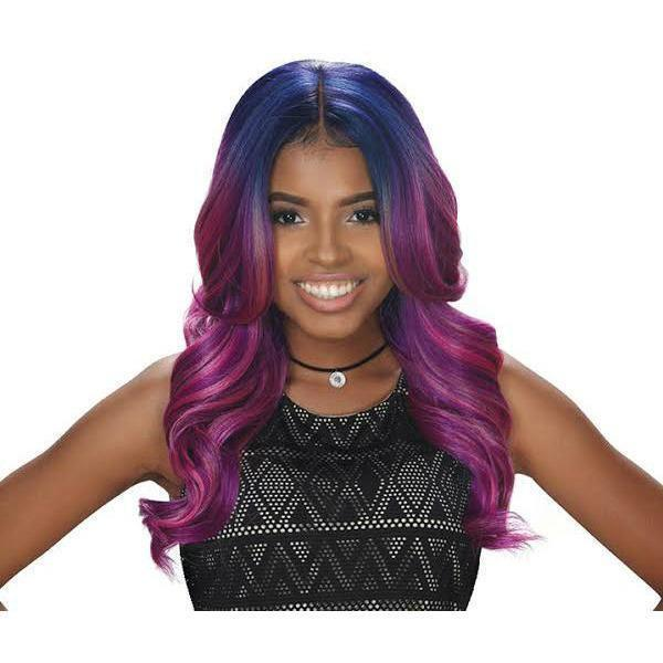 Zury Sis Royal Swiss Synthetic Lace Front Wig – Nova