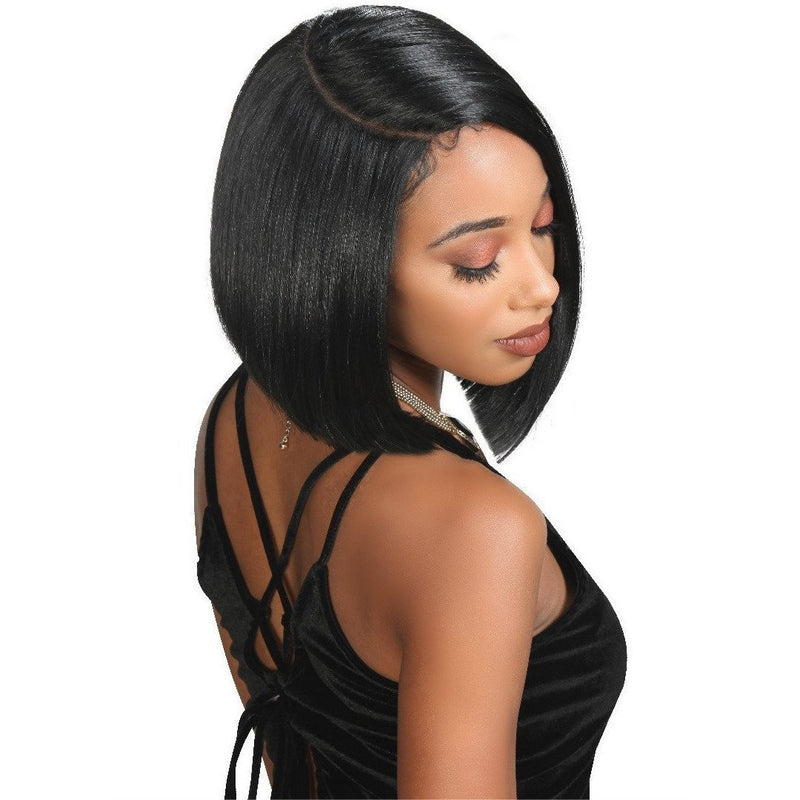 Zury Synthetic Sis Sassy Half Moon Part Wig – Max