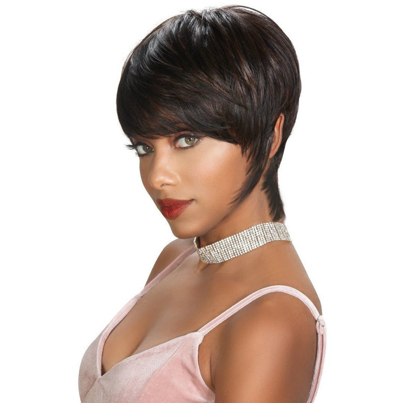 Zury Synthetic Sis Sassy Razor Chic Wig – Nell