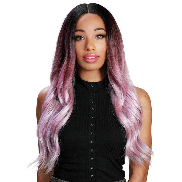 Zury Sis 360° Free Parting Synthetic Lace Front Wig – Jalyn