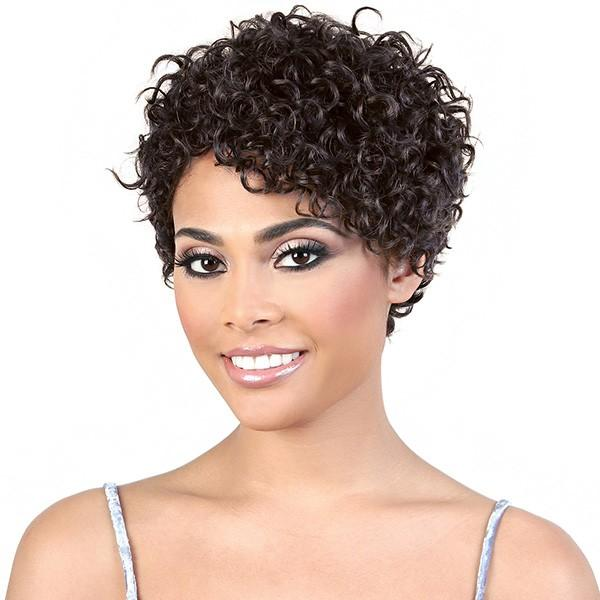 Motown Tress Persian 100% Virgin Remy Human Hair Wig - HPR. Zuzu