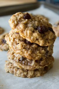 Dacy Marie Signature Oatmeal Raisin Cookies
