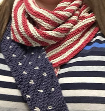 Load image into Gallery viewer, Protest is Patriotic Shawl Kit