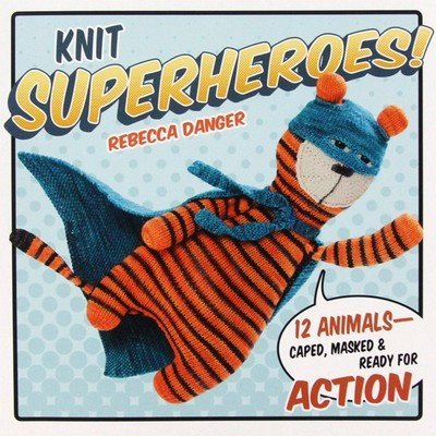 Knit Superheros! - Yarn Hoppers