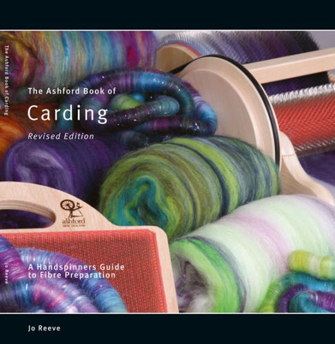 The Ashford Book of Carding - Yarn Hoppers