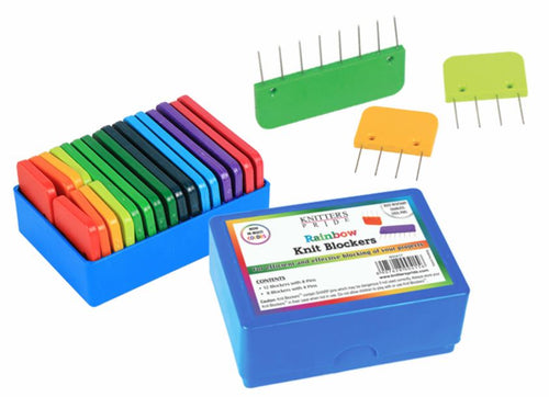 Rainbow Knit Blockers IIA-8417 - Yarn Hoppers