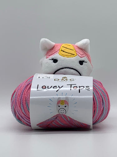 Lovey Tops - Yarn Hoppers