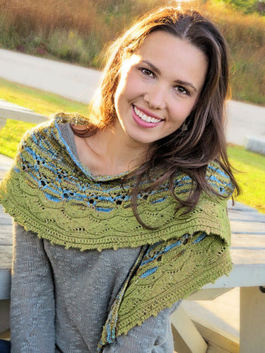 Appalache Scarf Kit APP02 - Yarn Hoppers