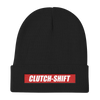 CLUTCH-SHIFT BEANIE