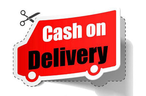 We offer Cash on delivery
