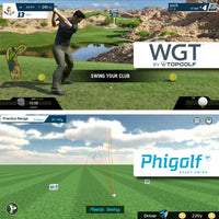 2 apps - WGT and Phigolf