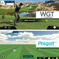 Two apps - WGT and Phigolf