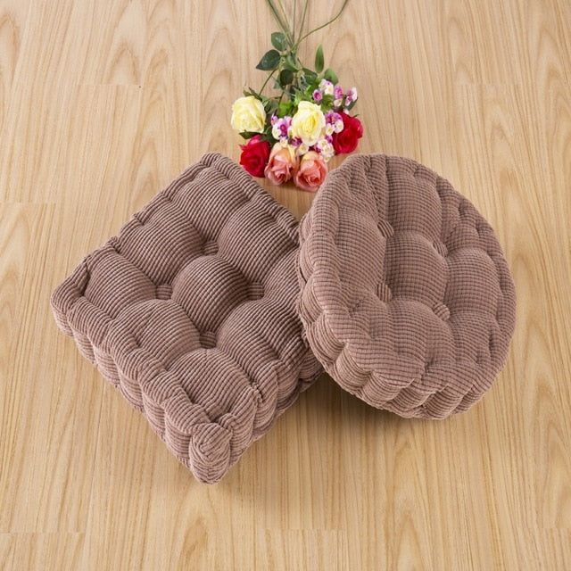 Thicken Corduroy Meditation Cushion Pad