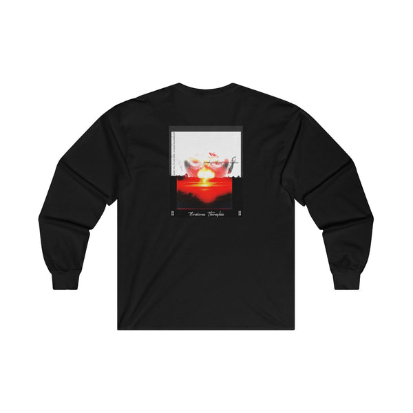 Noxious Thoughts Ultra Cotton Long Sleeve Tee
