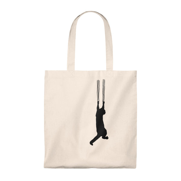 Kitty Klaw Hanging Tote Bag - Vintage
