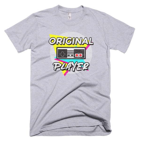 90's Retro Vintage Distressed Original Player Video Gamer T-Shirt