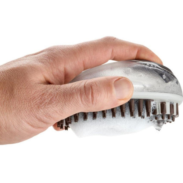 Grooming Spa Brush With Shampoo Function