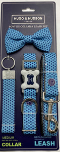 Blue Star Dog Accessory Set
