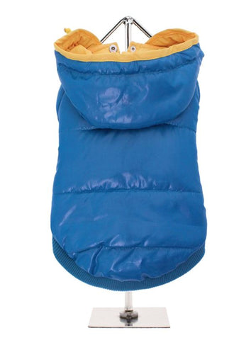 Blue Pathfinder Insulated Panel Jacket