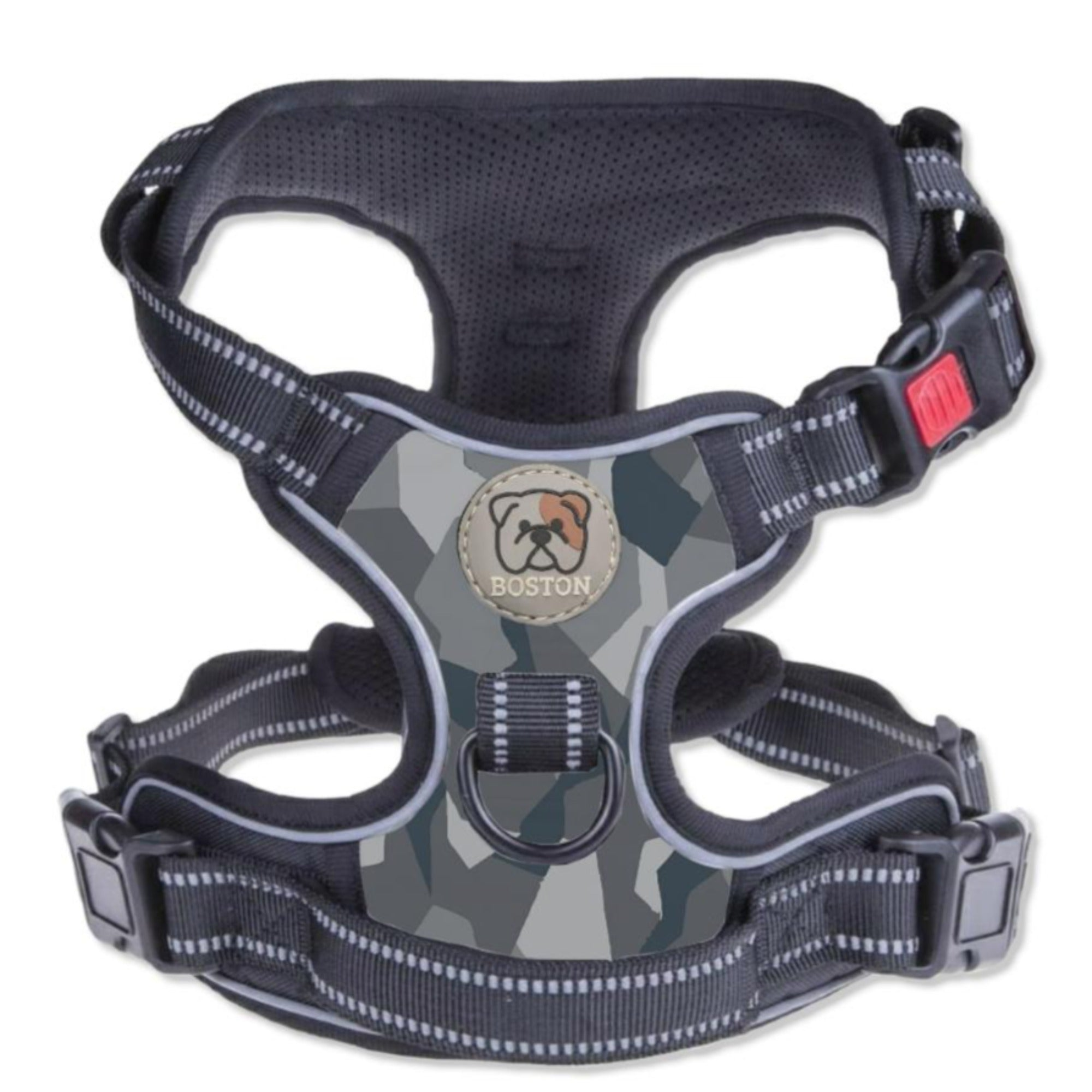 Anti Pull Dog Harness - Various Camo Colours
