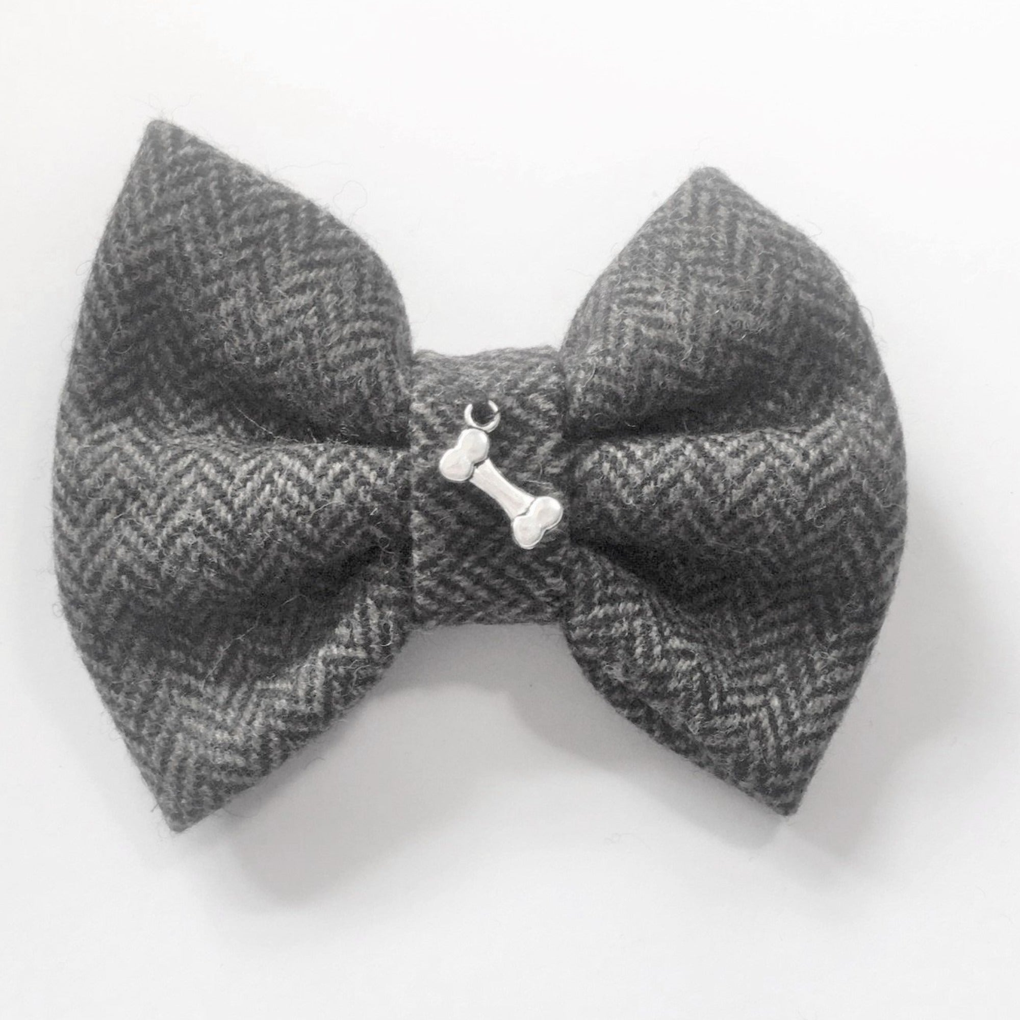 Chester Tweed Bow Tie