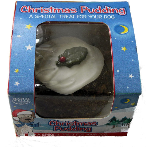 Christmas Pudding for Dogs