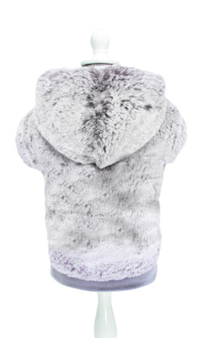 Croci Elegant Fur Dog Jacket